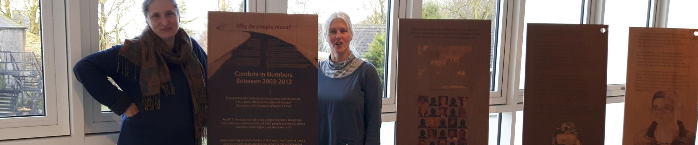 Hidden Stories community exhibition and workshop comes to Whitehaven and Millom