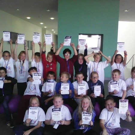 Barrow's young future leaders use their holidays to campaign for the oceans
